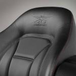 2015 Honda GL1800 Gold Wing Seat Emblem