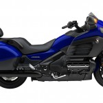 2015 Honda Gold Wing F6B Blue Metallic