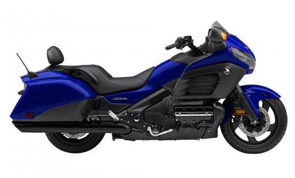 2015 Honda Gold Wing F6B Blue Metallic
