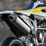 2015 Husqvarna FS 450 Supermoto Exhaust
