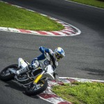 2015 Husqvarna FS 450 Supermoto In Action