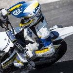 2015 Husqvarna FS 450 Supermoto In Action_12
