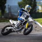 2015 Husqvarna FS 450 Supermoto In Action_13