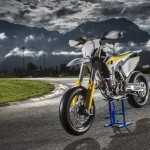 2015 Husqvarna FS 450 Supermoto In Action_14