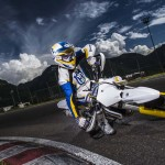 2015 Husqvarna FS 450 Supermoto In Action_6