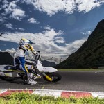 2015 Husqvarna FS 450 Supermoto In Action_7