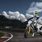 2015 Husqvarna FS 450 Supermoto In Action_8