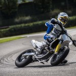 2015 Husqvarna FS 450 Supermoto In Action_9
