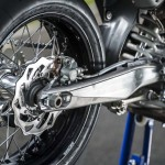 2015 Husqvarna FS 450 Supermoto Rear Wheel