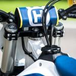 2015 Husqvarna FS 450 Supermoto Steering