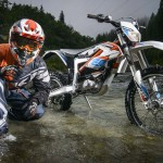 2015 KTM Freeride E-SX and E-XC European Specs