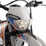 2015 KTM Freeride E-XC Headlamp