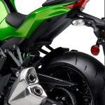 2015 Kawasaki Z1000 ABS Exhaust