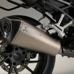 2015 BMW R1200R Akrapovic Exhaust
