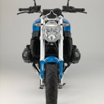 2015 BMW R1200R Front