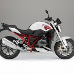 2015 BMW R1200R Light White Non-Metallic with Racing Red frame_3