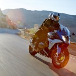 2015 BMW R1200RS in Action