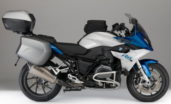 2015 BMW R1200RS with Accessories