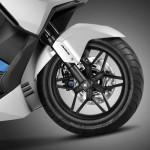 2015 Honda Forza 125 Front Wheel