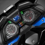 2015 Honda Forza 125 Instrument Display