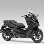 2015 Honda Forza 125 Matt Cynos Grey Metallic