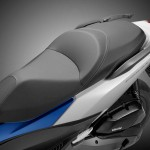 2015 Honda Forza 125 Seat