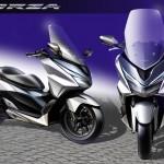 2015 Honda Forza 125 Sketch