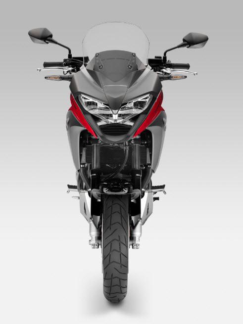 2015 Honda VFR800X Crossrunner Front