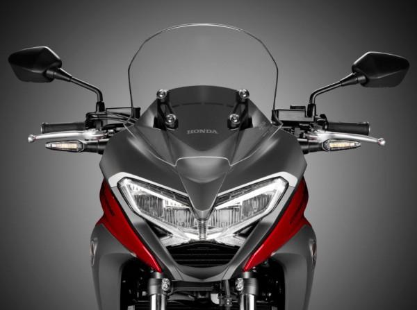 2015 Honda VFR800X Crossrunner Headlight_1