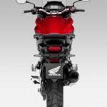 2015 Honda VFR800X Crossrunner Rear