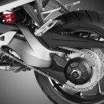 2015 Honda VFR800X Crossrunner Rear Wheel