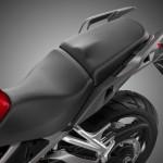 2015 Honda VFR800X Crossrunner Seat