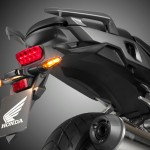 2015 Honda VFR800X Crossrunner Tail light