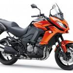 2015 Kawasaki Versys 1000 Orange