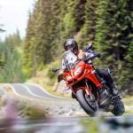 2015 Kawasaki Versys 1000 in Action