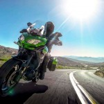 2015 Kawasaki Versys 650 LT in Action_1