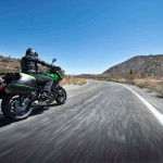 2015 Kawasaki Versys 650 LT in Action_2