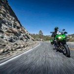 2015 Kawasaki Versys 650 LT in Action_4