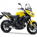 2015 Kawasaki Versys 650 Pearl Shining Yellow
