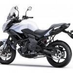 2015 Kawasaki Versys 650 Pearl Stardust White_2