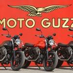 2015 Moto Guzzi V7 Stone