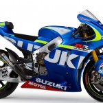 2015 Suzuki GSX-RR Unveiled At Motegi by Kevin Schwantz