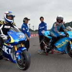 2015 Suzuki GSX-RR Unveiled At Motegi by Kevin Schwantz_4