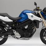 2015 BMW F800R Blue
