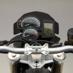 2015 BMW F800R Display