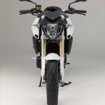 2015 BMW F800R Front