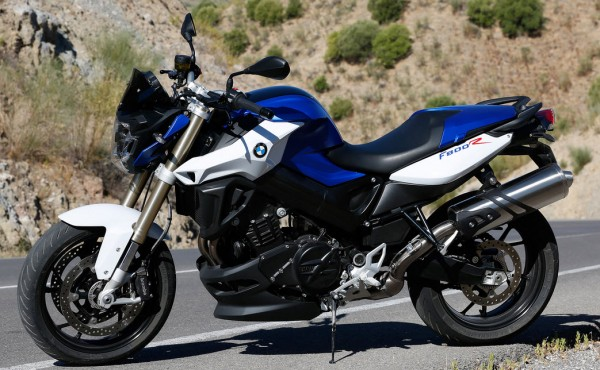 2015 BMW F800R In Action_14