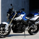 2015 BMW F800R In Action_6