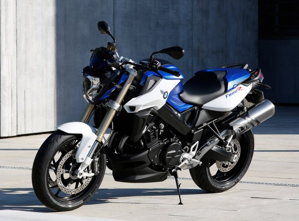 2015 BMW F800R In Action_7