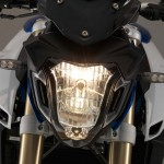 2015 BMW F800R Symmetrical Headlight